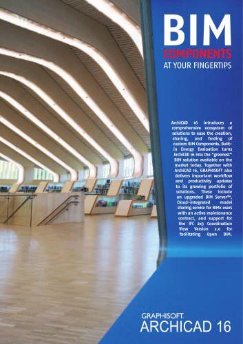 ArchiCAD 16 Brochure