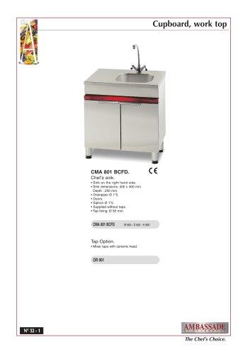 CMA 801 BCFD