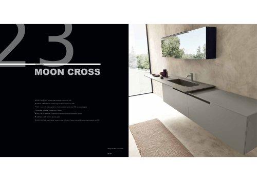 Moon cross