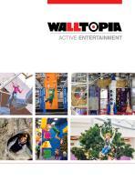 Walltopia Active Entertainment Product Catalogue