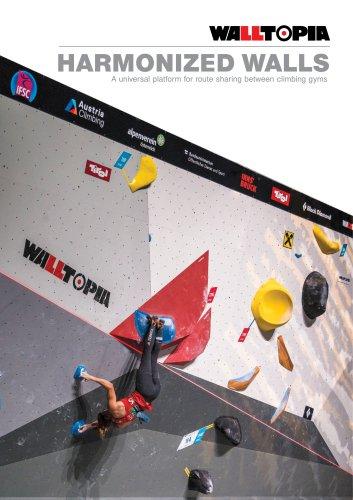 Walltopia Harmonized Climbing Walls