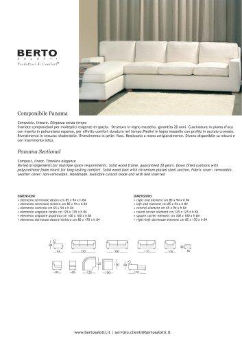 Panama Sectional Sofa