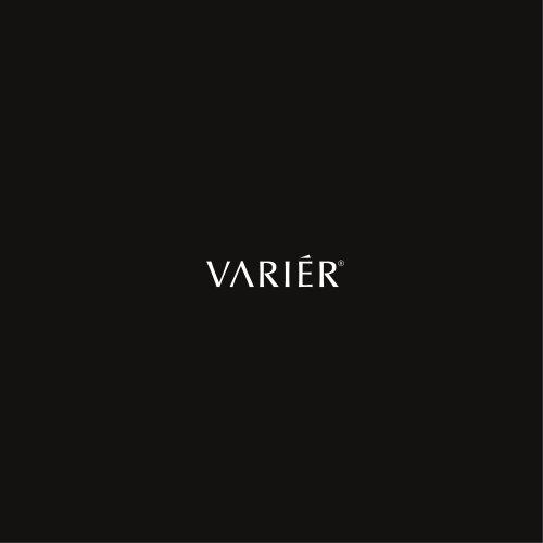 Variér Catalogue 2013