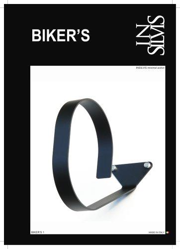 Insilvis BIKER'S 1, helmet holder