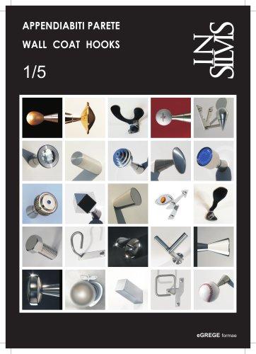 Insilvis Coat Hooks Collection 1/5