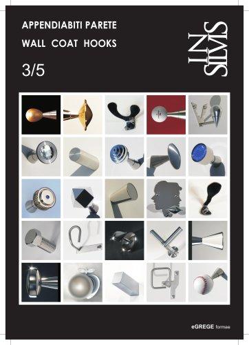 Insilvis Coat Hooks Collection 3/5