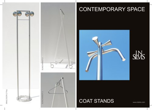 Insilvis Contemporary Space - Coat Stands