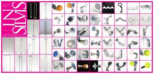 Insilvis Folding Catalogue Front