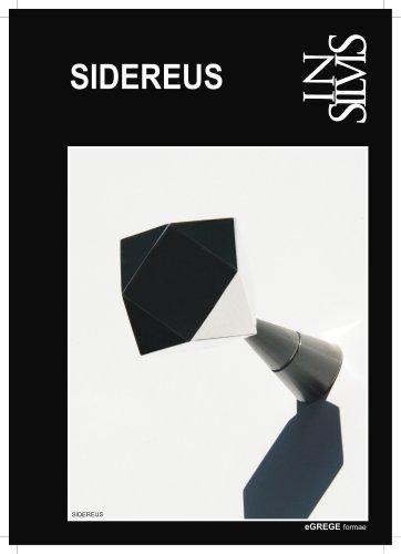 Insilvis SIDEREUS, coat hook