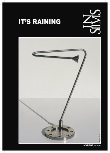 IT'S RAINING, umbrella stand