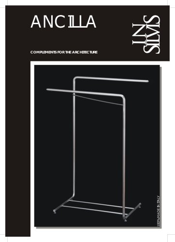 TS Towel rail and suit stand ANCILLA