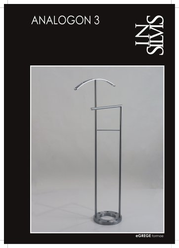 VS Suit stand and towel stand ANALOGON 3