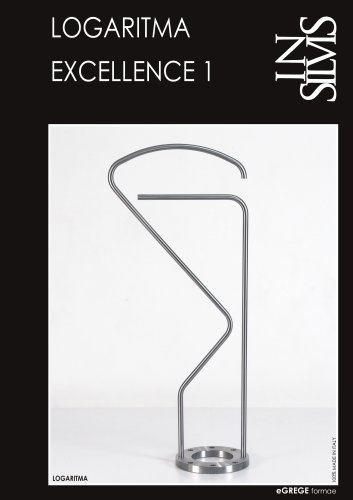 VS Valet stands and towel stands LOGARITMA and EXCELLENCE 1