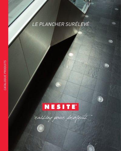 Catalogue des produits Nesite