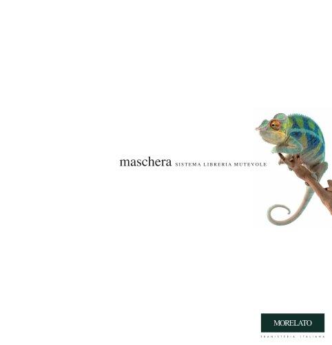 DEPLIANT MASCHERA
