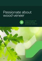 Passionate about wood veneer