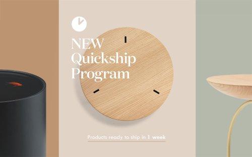 Viccarbe Quickship 2020