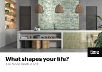 Mood Book 2020 - Roca Tiles