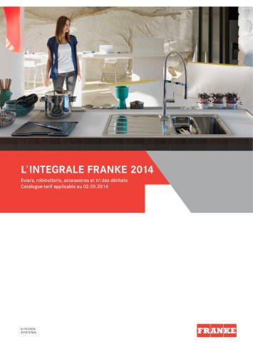L?INTEGRALE FRANKE 2014