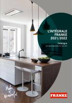 L'INTÉGRALE FRANKE 2021/2022 Catalogue Tarif indicatif applicable au 1er mars 2021