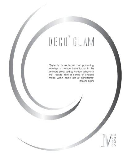 New DECO'GLAM catalogue