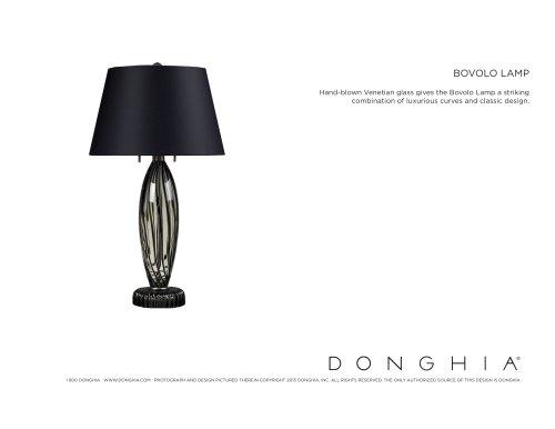 BOVOLO LAMP