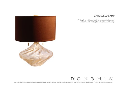 CAROSELLO LAMP