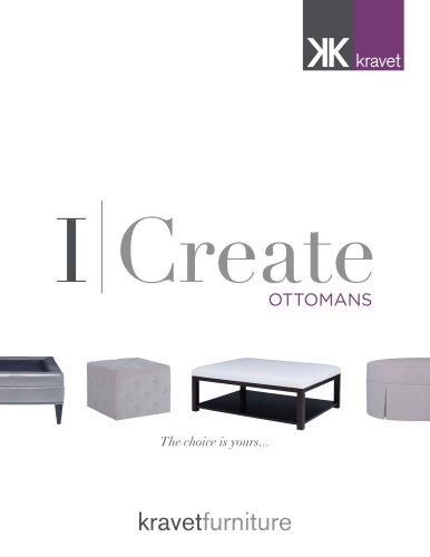 I Create OTTOMANS