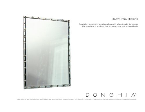 MARCHESA MIRROR