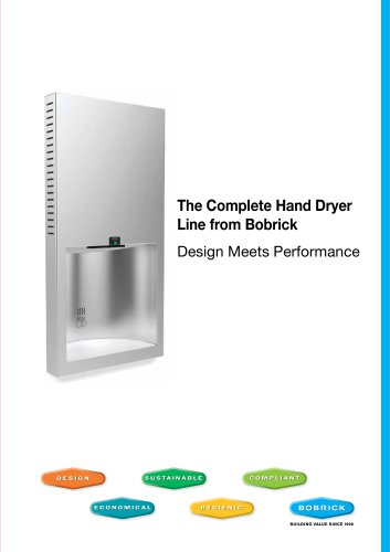 Complete Dryer Line Brochure
