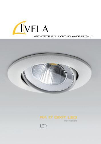 RA 17 DIXIT LED moving light