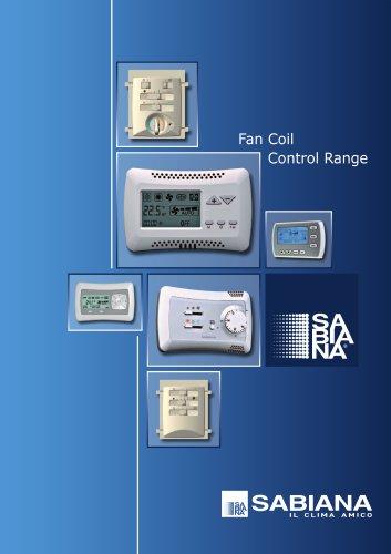 Fan Coil Control Range