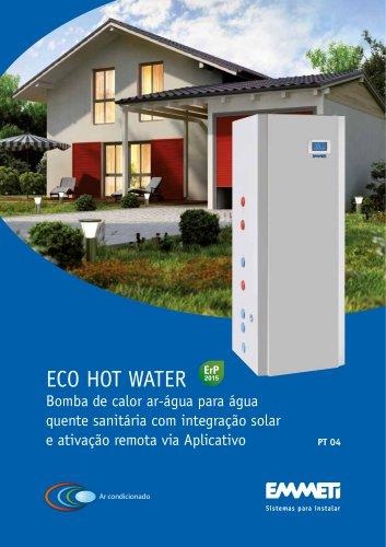 Eco Hot Water EQ 2018 and EQ 3018 ES