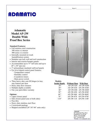 Adamatic  AP-2W