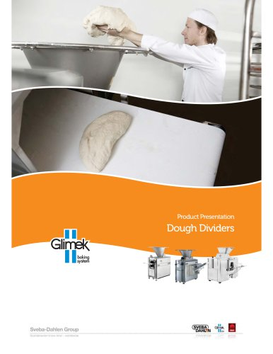 Dough Dividers