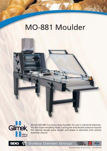 Glimek MO-881 Moulder