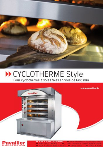 CYCLOTHERME Style