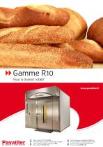 Gamme R10 - 1