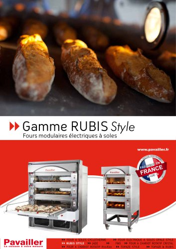 RUBIS Style