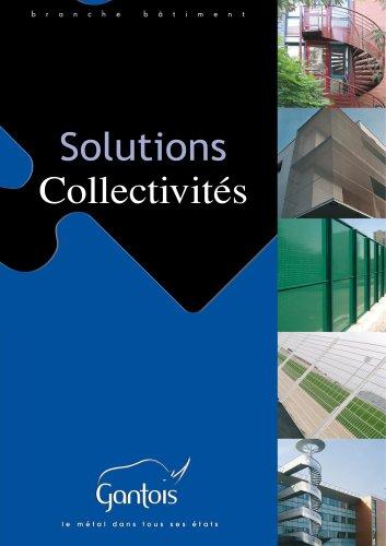 Solutions Collectivités