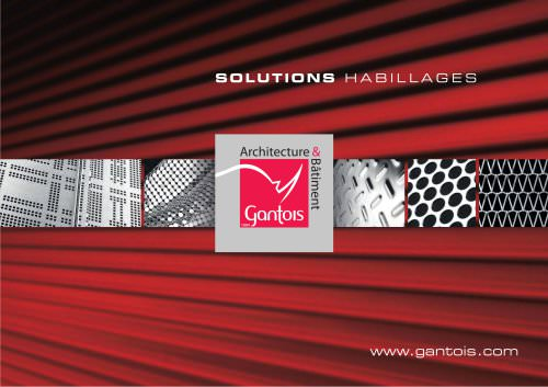 Solutions Habillages