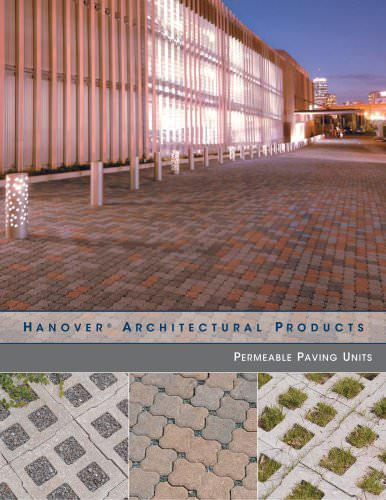 Permeable Paving unit