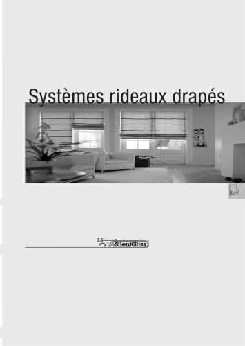 Systèmes rideaux drapés