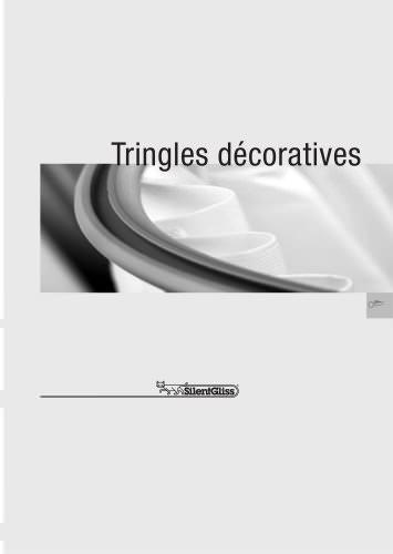Tringles décoratives