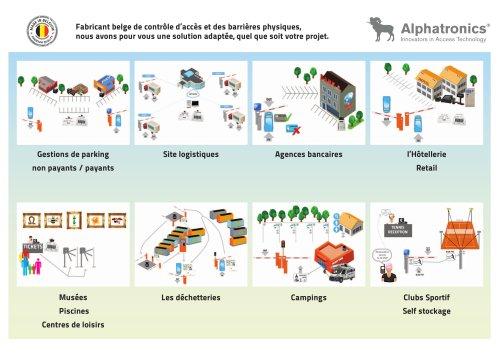 Alphatronics guide des solutions
