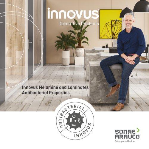 Innovus Antibacterial Properties