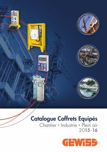 Coffret catalogue BD