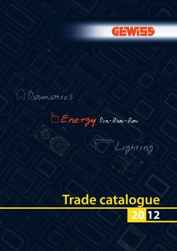 Energy DIN - BLOC - BOX