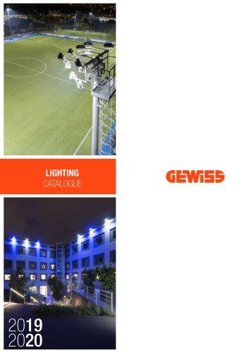 LIGHTING CATALOGUE 2019-2020