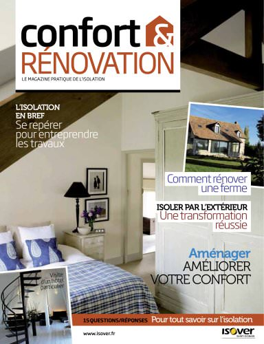 Confort & Rénovation magazine